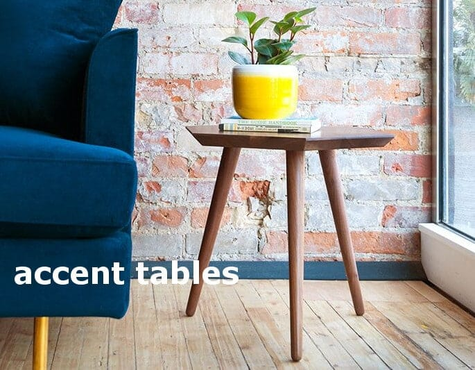 GUS MODERN ACCENT TABLES